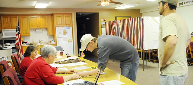 Baldwin City voters will no longer vote in the Baldwin City Fire Station or the American Legion Post, Douglas County Clerk Jamie Shew has announced. Starting with the Aug. 5, primary, those in precinct 60 and 62 will vote at the Lumberyard Arts Center. The Precinct 61 polling place will continue to be Baldwin Junior High School.