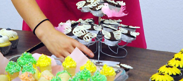 The Lumberyard Arts Center will again have its cupcake contest as part of its July art walk, which will be from 6 to 8 p.m. Saturday and the Lumberyard. Meanwhile, the first of the season's planned summer concerts will provide a free dinner, music and more in the 600 block of High Street from starting at 6 p.m.