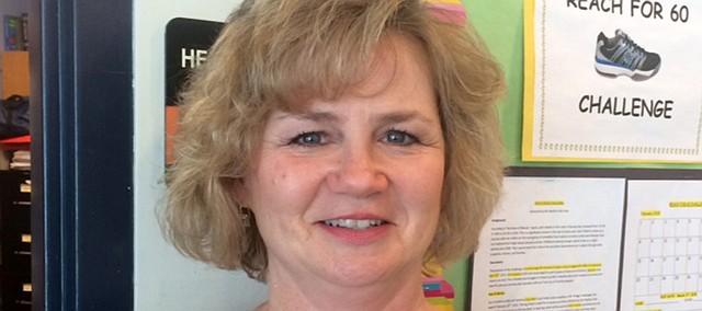 Tammy Dooley, BSE school nurse.