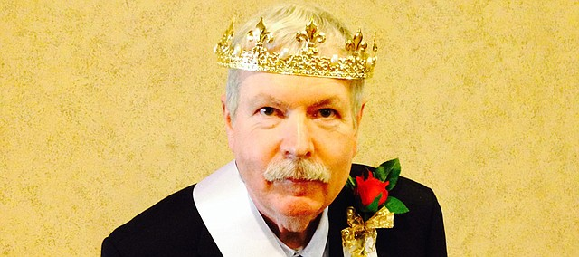 Jim Erickson of rural Bonner Springs was named TOPS King of Kansas over the weekend for losing 78 pounds in the last two years.
