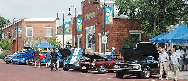 Car Show To Add To Busy Baldwin City Weekend BaldwinCitycom - Car show kansas city today