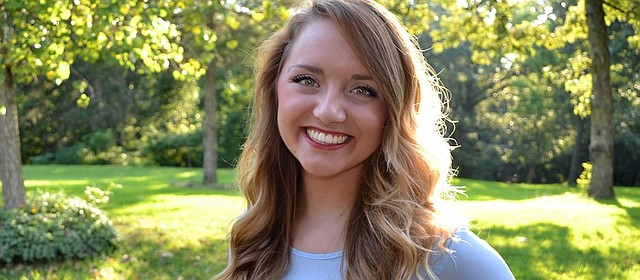 Brooklyn Cole will be leaving next month for Kenya, where she will work for an organization that trains native Christians as pioneers to carry the gospel to areas with small populations of the faith. There will be a going-away party for the 20-year-old Cole from 2 to 4 p.m. Saturday at the Baldwin City Public Library.