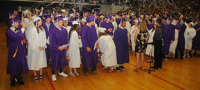 Baldwin High School not only saw a decline in ACT scores for the second-straight year but the composite score of the Class of 2015 was below the state average.