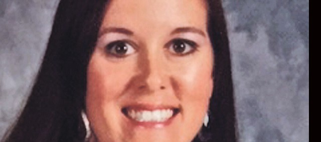 Amy Morris is a first-grade teacher at Clear Creek Elementary.