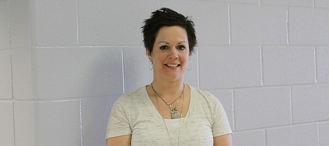 Courtney Yeoman, sixth grade teacher, Ray Marsh Elementary