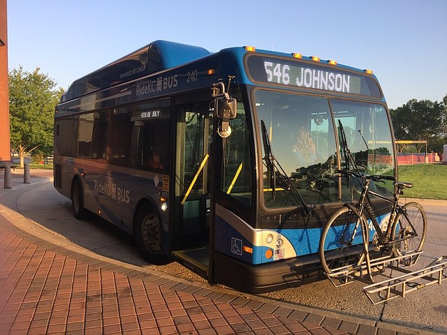 Bus service for 75th Street in Shawnee has doubled.