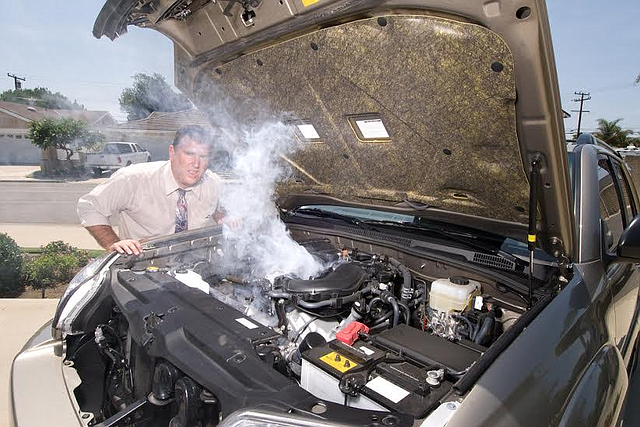 Drivers can take proactive steps to ensure their automobile stays cool in this summer's overwhelming heat.