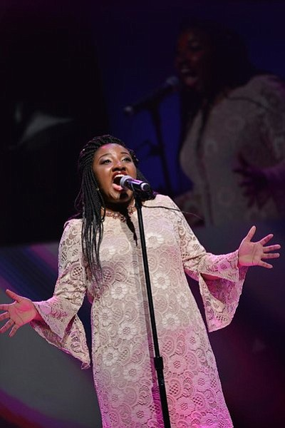Elise Dorsey, a 2016 Shawnee Mission Northwest High School graduate, recently won first place in the KC SuperStar competition.