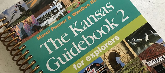 Marci Penner and WenDee Rowe of the Kansas Sampler Foundation will be giving a presentation on their latest book, a second guidebook on Kansas in which they visit all 600-plus communities in Kansas. The program will be noon Nov. 28 at the Tonganoxie Community Historic Site. Southern Leavenworth County Leadership Development, Tonganoxie Business Association and Tonganoxie Community Historical Society are sponsoring the event. A light lunch will be served and the event is free to the public.