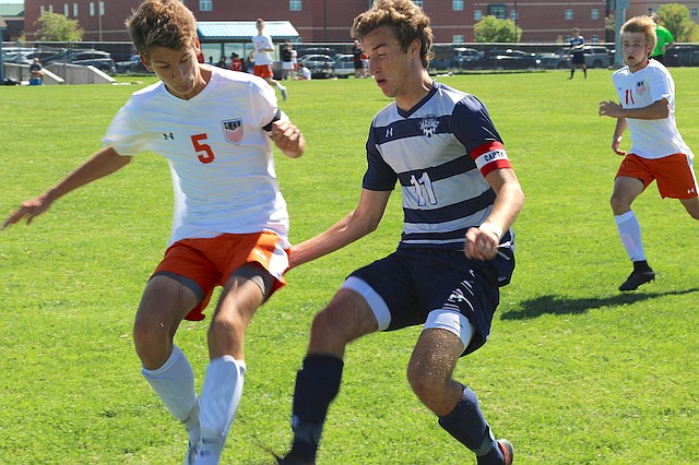 mill valley high school soccer team shuts out shawnee mission