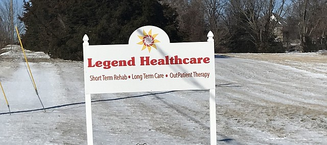 Legends Healthcare, 1010 East St., Tonganoxie