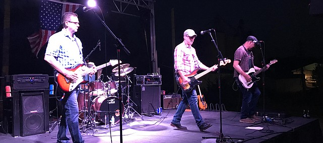 Tonganoxie Days has attracted bands from across the area to perform at the event in recent years. The event is the second Saturday of June each year.