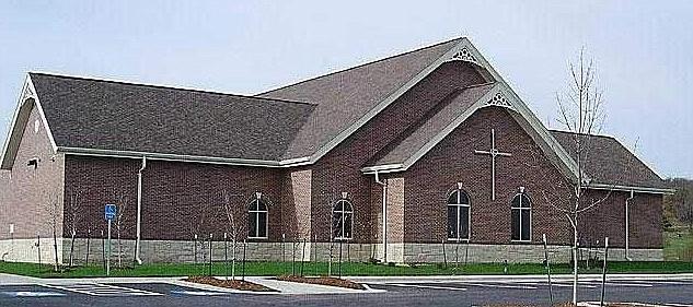 Sacred Heart Catholic Church, 1100 West St., Tonganoxie