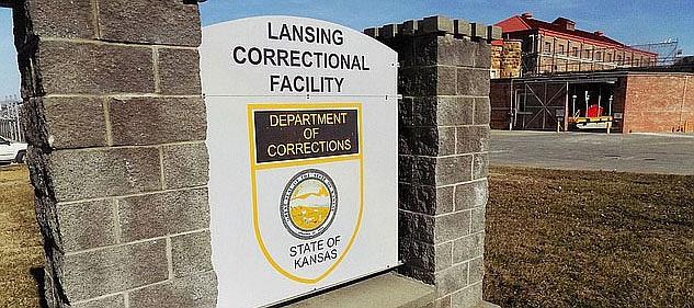 The exterior of the Lansing Correctional Center is seen Thursday, Feb. 2, 2017, in Lansing, Kan.
