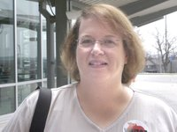 Photo of Jennifer Clarkin