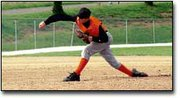Bonner Springs senior pitcher Tim Neal flings home a pitch during Friday's game against Atchison.