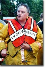 Chuck Magaha, Leavenworth County Emergency Management director