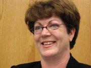 School Board vice president Shelly Gowdy