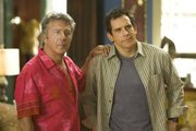 "Dustin Hoffman and Ben Stiller play Bernie and Greg Focker in ""Meet the Fockers."""