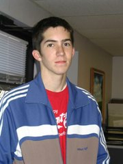 James Griffith, nominated to U.S. Air Force Academy