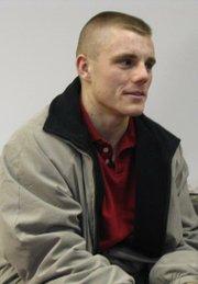 Scott Schultz, nominated to U.S. Military Academy