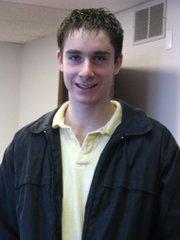 Joey Sebes, nominated to U.S. Merchant Marine Academy