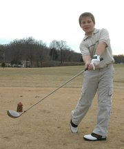 Lansing Middle School student Nick Pfrimmer will compete in the Jekyll Island Cup this weekend in Georgia.