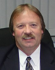 Mike Smith, Lansing city administrator