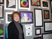 Andrea Wecker, Lansing Middle School art teacher