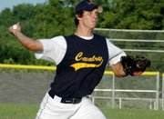 Mike Amaral struck out three batters in two innings of work Monday against the Blue Sox.