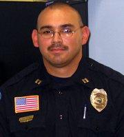Lansing Police Capt. Ben Ontiveros