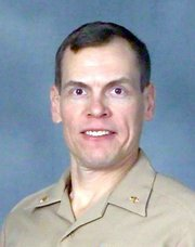 Jeffrey J. Franssen of rural Leavenworth has recently been selected for promotion to the rank of commander in the United States Navy Reserve.