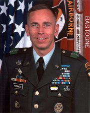 Lt. Gen. David H. Petraeus has been nominated by President Bush for assignment as commanding general of the U.S. Army Combined Arms Center and Fort Leavenworth.