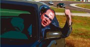 Lansing Police say they investigate reports of road rage about once a month.