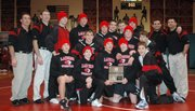 The 2006 regional champion Lansing Lions.