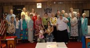Members celebrated the 90th birthday of Eastern Star Graham Chapter, founded May 11, 1916. The Lansing-based chapter, which consolidated with the Fort Leavenworth chapter boasts 123 members, though attending meetings is difficult for members who are elderly or busy with work or family.