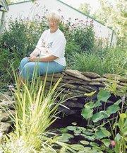 De Soto master gardener Maye Gulley