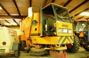 The city's 1990 FMC 3000 street sweeper could be replaced in 2007. Funds for a new sweeper are included in the 2007 city budget, which is up for approval before the Lansing City Council
