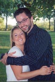 Lisa Wise and Darin Freeburg