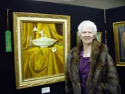 Betty Wilson Clay's work won the Goodjohn Award.