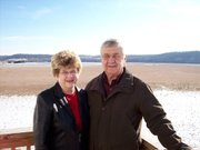 Barbara and Ron Ernzen will receive a conservation award from the Leavenworth County Conservation District.