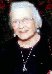 Ruth Dawes Elliott