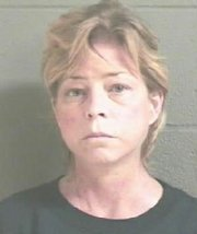 Julie Heise, 44, of Leavenworth, was arrested Wednesday afternoon for involuntary man-slaughter in a four-car traffic accident that killed Lee Ann Orndorff, 41, of Lansing. Leavenworth Police Maj. Patrick Kitchens said Heise was suspected of being impaired while driving. She was taken to Cushing Memorial Hospital for minor injuries and given a blood examination. She had a blood alcohol level of .179.