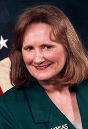 State Rep. Candy Ruff, D-Leavenworth
