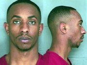 A mugshot of Sedale Fox provided by the Leavenworth Police Department