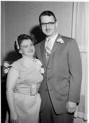 Leona and Alvin Vicker