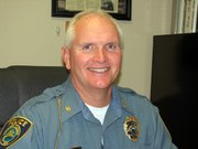 Basehor Police Chief Lloyd Martley