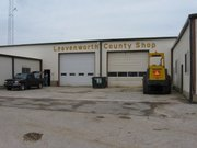 The Leavenworth County Shop, 23690 187th Street, Leavenworth.