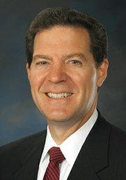 U.S. Sen. Sam Brownback, R-Kan.