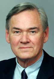 U.S. Rep. Dennis Moore, D-Kan., represents the 3rd Congressional District, which includes Johnson and Wyandotte counties, plus a portion of Douglas County.